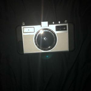 CUTE Camera Phone Case for iPhone 7/8 plus